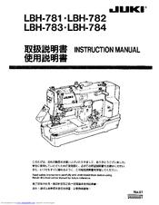 Juki DDL-8300N Manuals