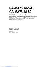 Gigabyte GA-MA78LM-S2 AMD SATA RAID/AHCI Drivers for Windows Download
