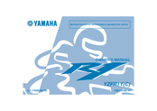 Yamaha YZFR1Y(C) Owner's Manual