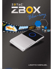 Zotac ZBOX HD-ID33BR Driver for Mac Download