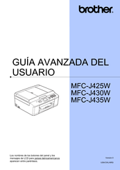 brother mfc j430w manuals rh manualslib com Brother MFC J435W Printer Trays brother printer mfc-j430w manual