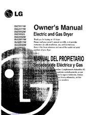 lg dle2532w manuals rh manualslib com LG Dryer Repair Manual LG Dryer Repair Manual