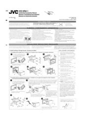 jvc kw xr811 manuals jvc kw xr811 installation manual