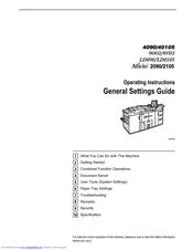 savin mp 9002 manuals rh manualslib com savin c9120 user manual savin 816 user manual