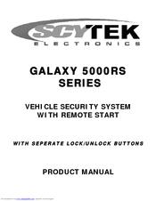 Scytek Electronic Galaxy 5000rs Product Manual Pdf Download