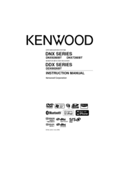 Kenwood dnx7260bt manuals kenwood dnx7260bt instruction manual sciox Gallery