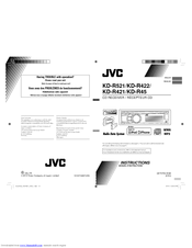 489366_kdr421_instructions_product jvc kd r422 manuals jvc kd-r421 wiring diagram at gsmx.co