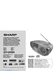 Sharp QT-UH5H Operation Manual