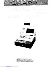 sharp er 3630 manuals Sharp XE A101 Manual Sharp Cash Register Xe