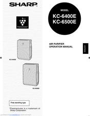 sharp kc850u manual