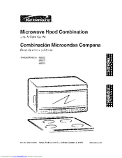 Kenmore 88529 Use & Care Manual