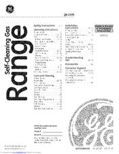 ge profile refrigerator owners manual