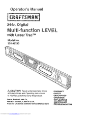 CRAFTSMAN 320.48293 Operator's Manual