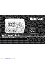 HONEYWELL PRO TN4210D Owner's Manual