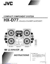 Jvc hx-d77 service manual by download mauritron #271084 for sale.