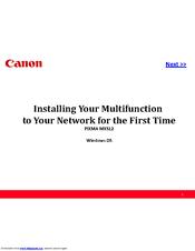 Support | mx series inkjet | pixma mx512 | canon usa.