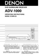 denon dht 500sd home theater service manual