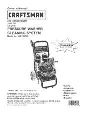 Briggs and stratton pressure washer repair manual.