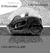 electrolux ultraactive el4300a owner s manual 16 pages