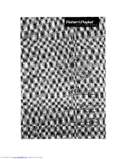 Fisher Amp Paykel Ecosmart Gwl11 Manuals