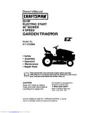 Craftsman EZ3 917.272960