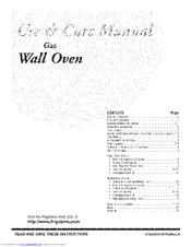 Frigidaire Fgb24l2asd Manuals