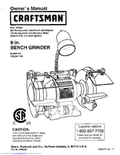 CRAFTSMAN 152.241180 Owner's Manual