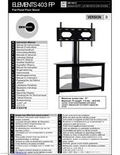 omnimount elements 403 fp manuals rh manualslib com