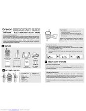 oregon scientific wr103nx manuals rh manualslib com Oregon Scientific User Manuals Oregon Scientific Wrist