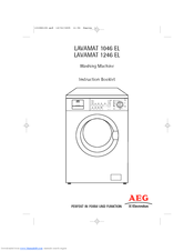 Aeg lavamat turbo 16820 инструкция, форум.