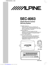 497997_sec8063_owners_manual_product alpine sec 8063 manuals alpine sec-8028 wiring diagram at virtualis.co