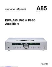 arcam diva a85 service manual pdf download rh manualslib com
