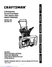 craftsman 536 886122 manuals rh manualslib com