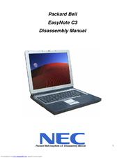 packard bell easynote c3 manuals rh manualslib com packard bell lj65 manual packard bell manual easynote
