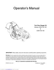 mtd oem 190 180 operator s manual pdf download