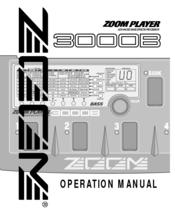 zoom player 3000b manuals rh manualslib com Slow Shutter Zoom Manual Kodak 3X Optical Zoom Manual