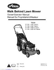 ariens 911183 lm21s classic manuals rh manualslib com