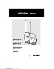 philips sbc sc 360 manuals rh manualslib com Philips Product Manuals Philips Instruction Manuals