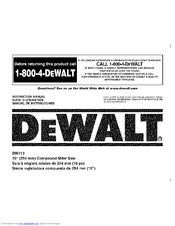 501552_dw713_instruction_manual_product dewalt dw713 manuals dw715 wiring diagram at soozxer.org