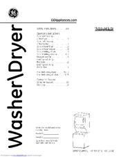 ge gtup270em1ww manuals rh manualslib com GE Washer and Dryer GE Front-Load Dryer