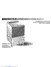 hampton bay hb50 manuals rh manualslib com Hampton Bay Dehumidifier Hb40 Hampton Bay Dehumidifier Hb40 Older