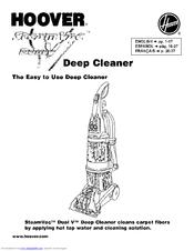 hoover steamvac dual v manuals rh manualslib com Hoover SteamVac Service Manual Hoover SteamVac Service Manual