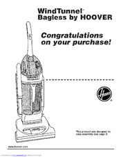 hoover windtunnel u5750 900 manuals rh manualslib com hoover windtunnel vacuum instructions hoover windtunnel vacuum manual pdf