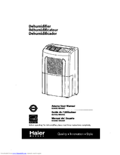 HAIER D545E User Manual