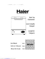 haier hdt18pa space saver compact dishwasher manuals rh manualslib com Haier Dishwasher Diagram Haier Dishwasher Recalls