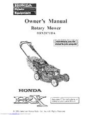 honda hrx217tda manuals rh manualslib com honda hrx217 manual honda hrx217tda parts manual