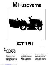 Husqvarna manual gear transmission belt ct130 ct135 ct150 xp ct151.