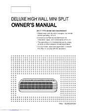 Icp Hmh024kd1 Manuals