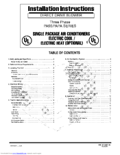 ICP PA55 SERIES INSTALLATION INSTRUCTIONS MANUAL Pdf Download. Icp Pa Wiring Diagram on