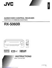 jvc rx 5060b instructions manual pdf download rh manualslib com JVC Speakers JVC RX300